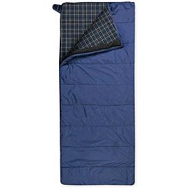 Мешок спальный (спальник) Trimm Tramp 185 правый синий