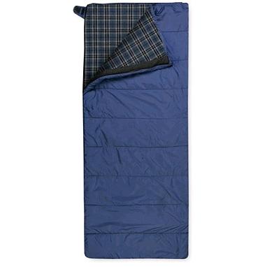 Мешок спальный (спальник) Trimm Tramp 195 правый синий