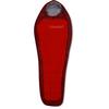 Мешок спальный (спальник) Trimm Impact 195 левый красный - фото 1