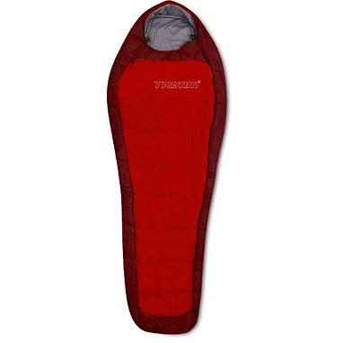 Мешок спальный (спальник) Trimm Impact 195 левый красный