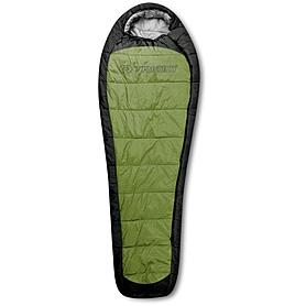 Мешок спальный (спальник) Trimm Impact 195 правый зеленый