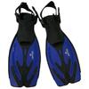 Ласты детские с открытой пяткой Dorfin (ZLT) синие, размер - 32-37 - фото 1