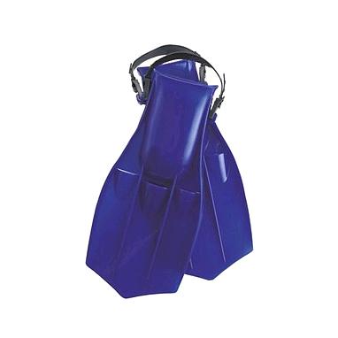 Ласты c открытой пяткой Bestway 27014 синие, размер - 41-45