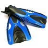 Ласты с открытой пяткой Dolvor с регулятором размера синие - фото 1
