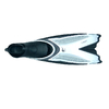 Ласты с закрытой пяткой Dolvor Deep F366 серые, размер - 43-45 - фото 1