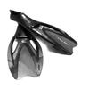 Ласты с закрытой пяткой Dolvor F727 серебряные, размер - 44-45 - фото 1