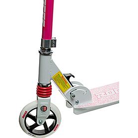 Фото 4 к товару Самокат Roces scooter бело-розовый