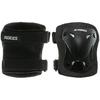 Налокотники Roces Elbow Pad черные, размер M - фото 1