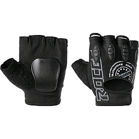 Перчатки защитные Roces Protective gloves черные, размер М
