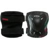 Защита для катания (комплект) Roces 3-pack protective set черная, размер М - фото 2