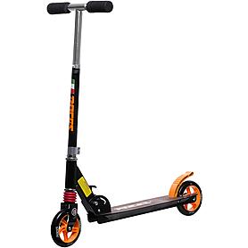 Фото 1 к товару Самокат Roces scooter черно-оранжевый