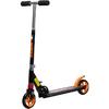 Самокат Roces scooter черно-оранжевый - фото 1