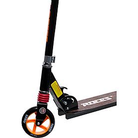 Фото 4 к товару Самокат Roces scooter черно-оранжевый