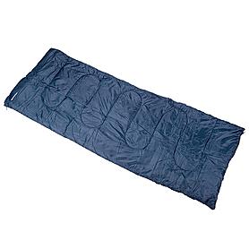 Фото 1 к товару Мешок спальный (спальник) Кемпинг Scout синий
