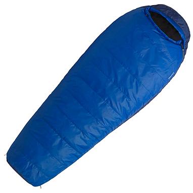 Мешок спальный (спальник) Marmot Rockaway 20 левый синий