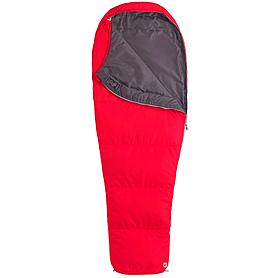 Фото 2 к товару Мешок спальный (спальник) Marmot Nanowave 45 левый красный