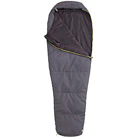 Фото 2 к товару Мешок спальный (спальник) Marmot Nanowave 55 левый серый