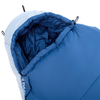 Мешок спальный (спальник) Red Point Nevis L правый синий - фото 2