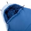 Мешок спальный (спальник) Red Point Nevis R левый синий - фото 2