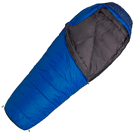 Фото 2 к товару Мешок спальный (спальник) Marmot Rockaway 20 правый синий