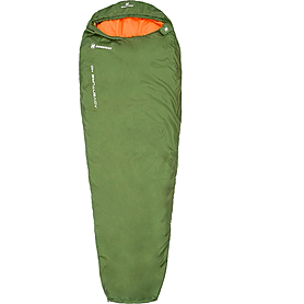 Фото 1 к товару Мешок спальный (спальник) Nordway Adventure зеленый левый