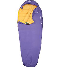 Фото 2 к товару Мешок спальный (спальник) Outventure Trek фиолетовый левый