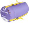 Мешок спальный (спальник) Outventure Trek фиолетовый левый - фото 3