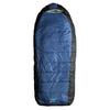 Мешок спальный (спальник) Caribee Tundra Jumbo steel blue правый - фото 1