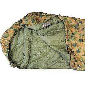 Фото 2 к товару Мешок спальный (спальник) Caribee Deploy 1300 auscam левый