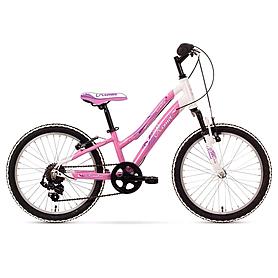 """Велосипед детский Romet Cindy 20"""" 2015 розовый - рама 13"""""""
