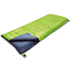 Фото 1 к товару Мешок спальный (спальник) Nordway Oregon зеленый правый N2221M
