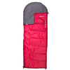 Мешок спальный (спальник) Nordway Toronto красный правый N22230L-R - фото 1