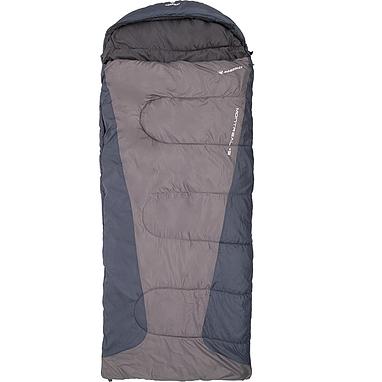 Мешок спальный (спальник) Nordway Montreal серый правый N2225XL-R