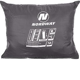 Фото 2 к товару Мешок спальный (спальник) Nordway Soft серый