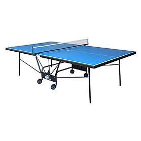 Фото 2 к товару Стол теннисный складной для помещений Gk-6 + подарок