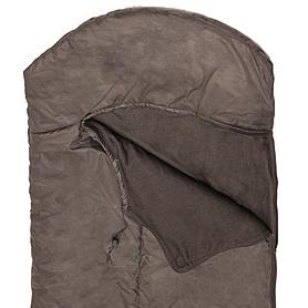 Фото 3 к товару Мешок спальный (спальник) Mountain Outdoor черный + подарок