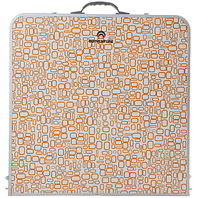 Фото 2 к товару Стол раскладной + 4 стула Outventure OIE41852 оранжевый