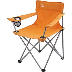 Кресло туристическое складное Outventure (53х45х45 см) морковное
