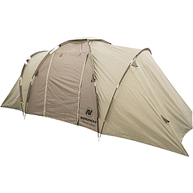 Фото 2 к товару Палатка четырехместная Nordway Twin Sky 4 Basic