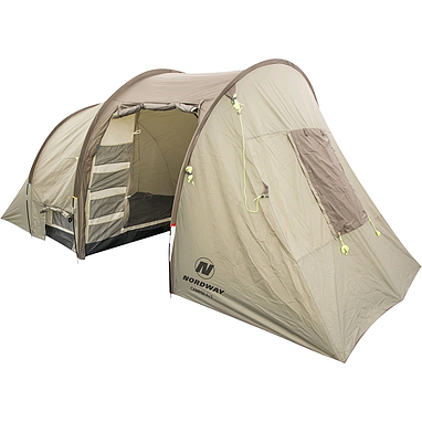 Палатка шестиместная Nordway Camper 4+2