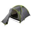 Палатка трехместная Outventure Horten 3 графитовая - фото 1