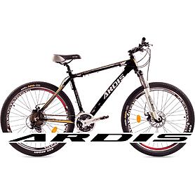 """Велосипед горный Ardis Alpina 26"""" черно-золотистный рама - 17"""""""