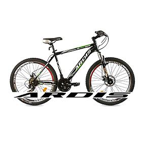 """Велосипед горный Ardis Racer 26"""" черный рама - 18"""""""