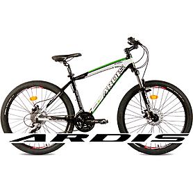 """Велосипед горный Ardis Summit 26"""" черно-зеленый рама - 19"""""""