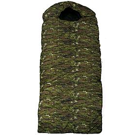 Фото 2 к товару Мешок спальный (спальник) Mountain Outdoor камуфляжный широкий + подарок