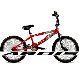 "Велосипед BMX Ardis Maverick Freestyle 20"" красный, рама - 11"""