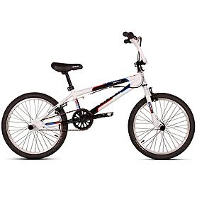 "Велосипед BMX Ardis Galaxy 4.0 20"" белый, рама - 10"""