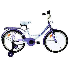 """Велосипед детский Ardis Laguna BMX 20"""" бело-сиреневый"""