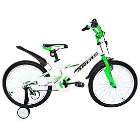 """Велосипед детский Ardis Summer BMX 20"""" бело-зеленый"""