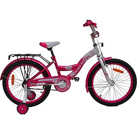 """Велосипед детский Ardis Fashion Girl BMX 20"""" розовый"""